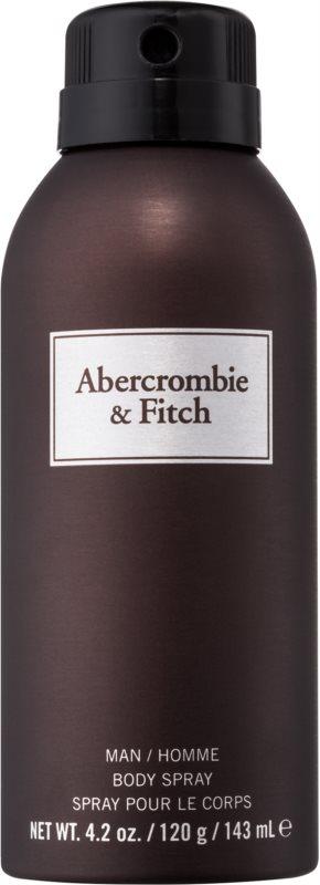 Abercrombie & Fitch First Instinct pršilo za telo za moške 143 ml