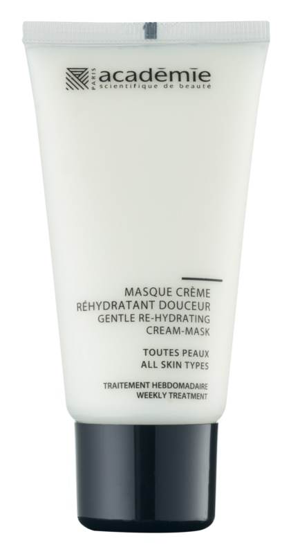 Academie All Skin Types Gentle Creamy Face Mask with Moisturizing Effect