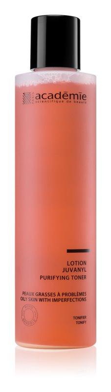 Academie Oily Skin čistilni tonik za mastno k aknam nagnjeno kožo