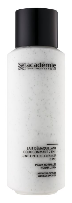 Academie Normal to Combination Skin gyengéden tisztító tej bőrhámlasztó hatással 2 az 1-ben