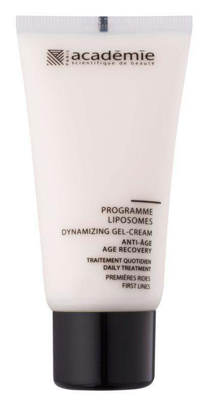 Academie Age Recovery crema gel pentru netezire pentru primele riduri
