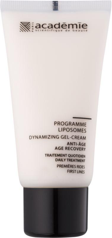 Académie Age Recovery gel-crème lissant pour les premières rides