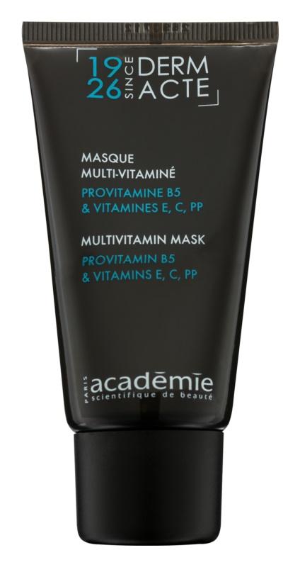 Académie Derm Acte Severe Dehydratation masque multi-vitaminé visage