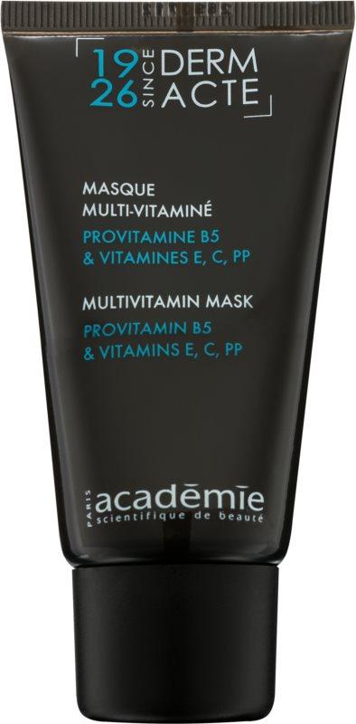 Academie Derm Acte Severe Dehydratation multiwitaminowa maseczka do twarzy