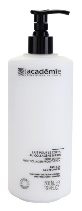 Academie Age Recovery delikatne mleczko do ciała z kolagenem