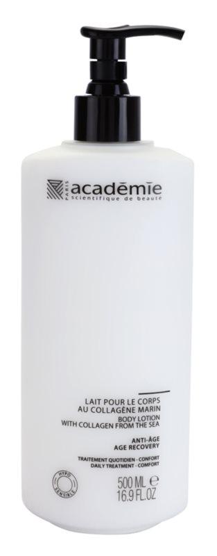 Academie Age Recovery leche corporal suave con colágeno