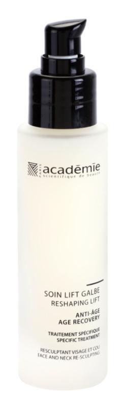 Academie Age Recovery remodelační gelový krém s liftingovým efektem