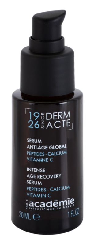 Academie Derm Acte Intense Age Recovery Intensive Regenerating Serum For Skin Firmness Recovery