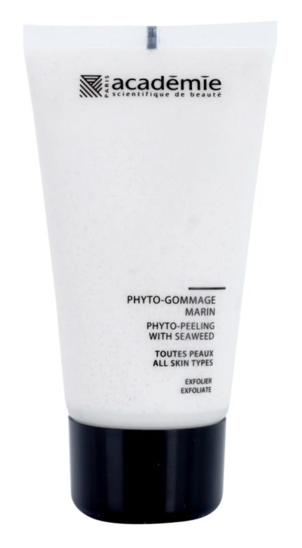 Academie All Skin Types enzymatický peeling s rostlinnými extrakty