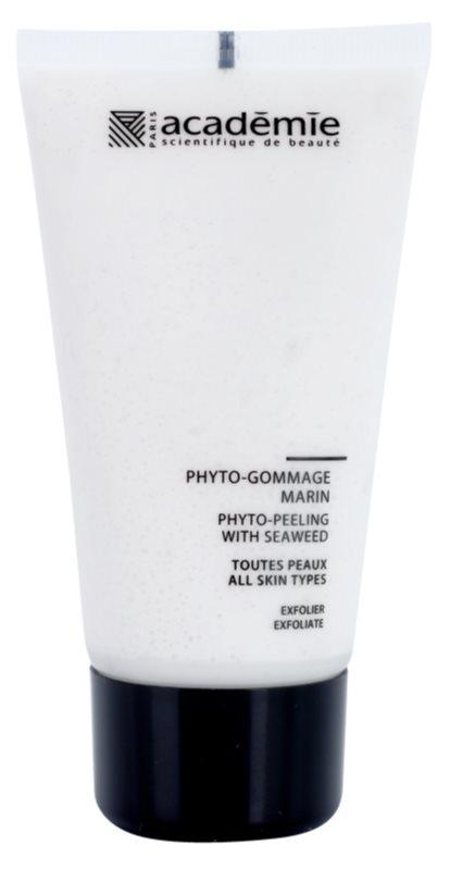 Academie All Skin Types Enzymatische Peeling  met Plantaardige Extracten
