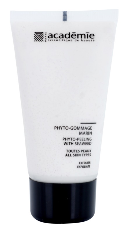 Academie All Skin Types scrub con enzimi con estratti vegetali