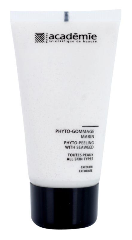 Academie All Skin Types ферментний пілінг з рослинними екстрактами