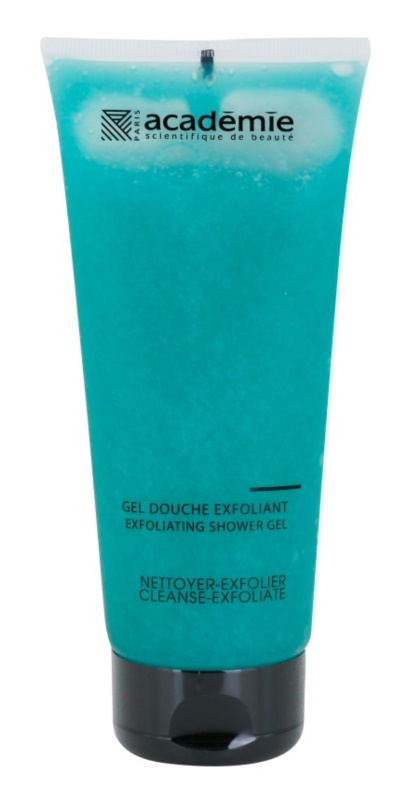 Academie Body gel de dus exfoliant