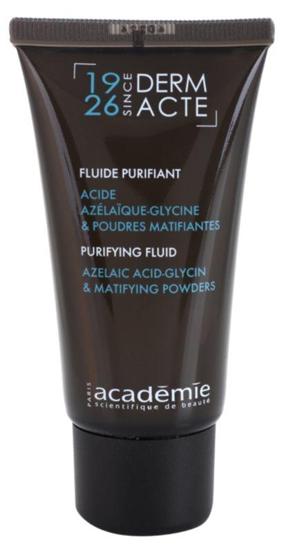 Academie Derm Acte Brillance&Imperfection lotiune de curatare pentru pielea cu imperfectiuni