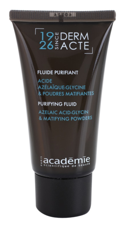Academie Derm Acte Brillance&Imperfection tisztító fluid a bőrhibákra