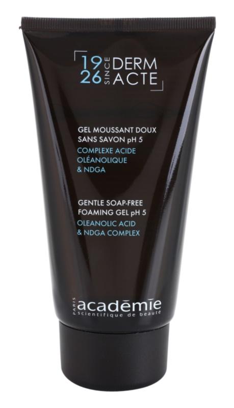 Academie Derm Acte Brillance&Imperfection gel de curatare bland pentru a improspata porii si pielea cu aspect obosit