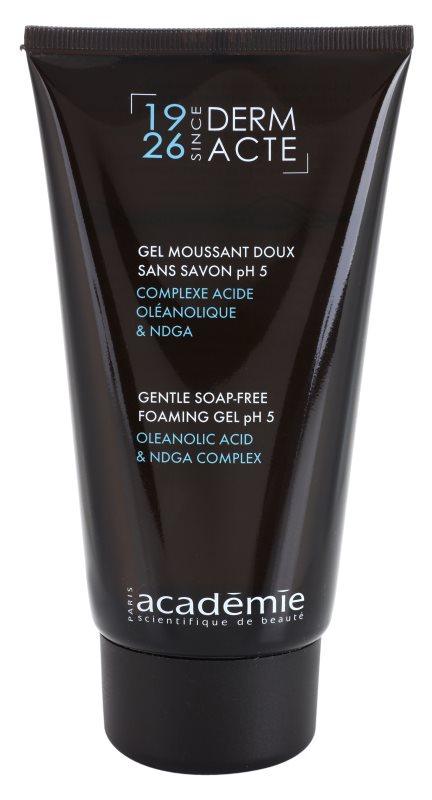 Academie Derm Acte Brillance&Imperfection nježni gel za čišćenje za sužavanje pora i mat izgled lica