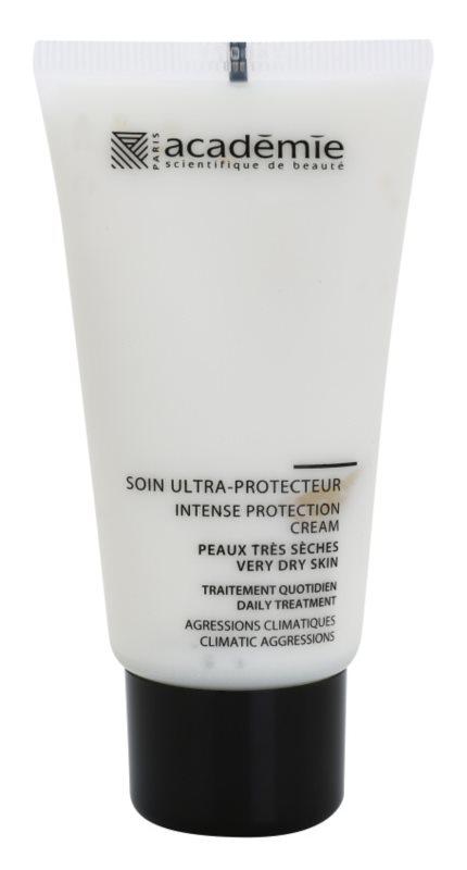 Academie Dry Skin crema protectora para las condiciones climáticas extremas