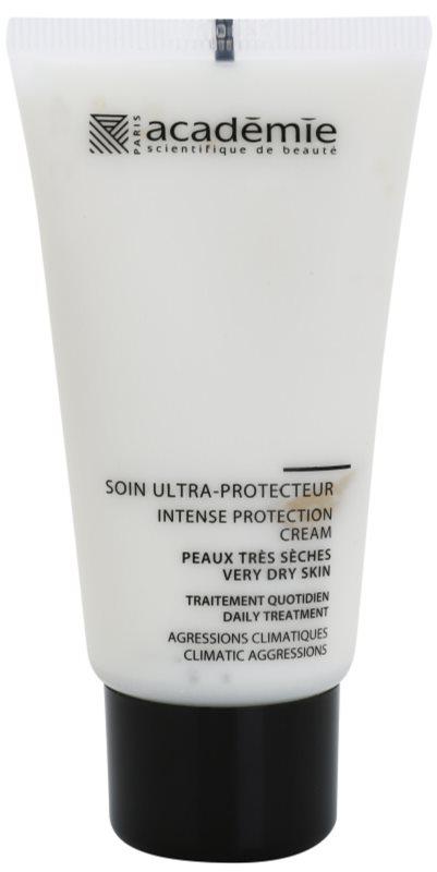 Académie Dry Skin crème protectrice conditions climatiques extrêmes