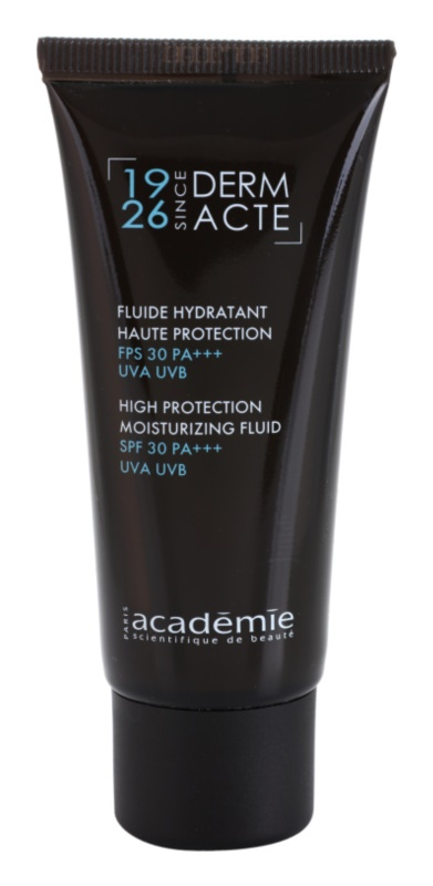 Academie Derm Acte Severe Dehydratation hidratantni zaštitni fluid SPF 30