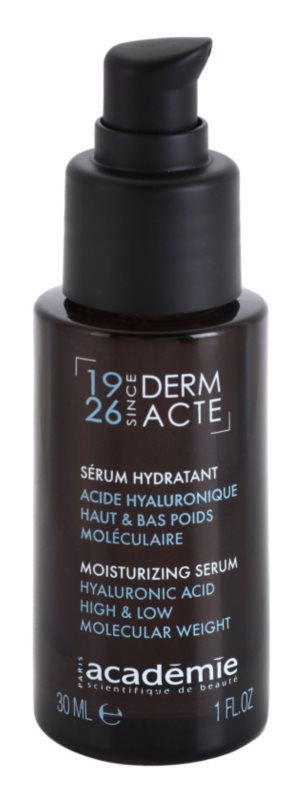 Academie Derm Acte Severe Dehydratation Moisturizing Serum With Immediate Effect