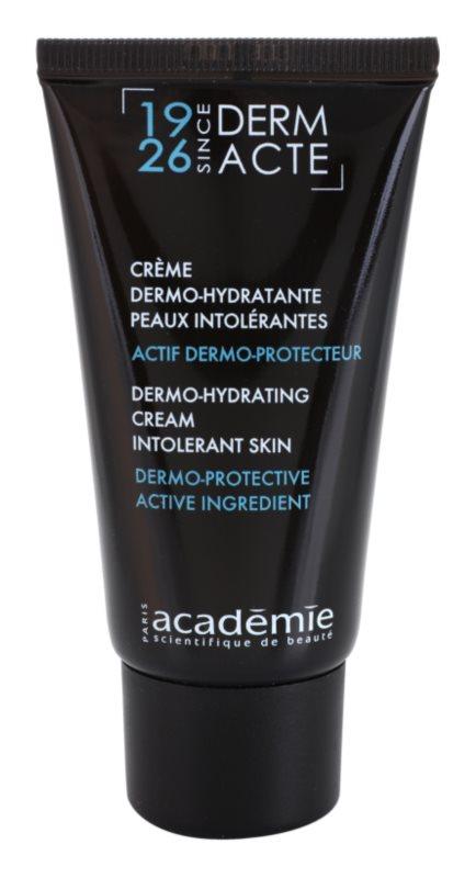 Academie Derm Acte Intolerant Skin crema idratante e lenitiva per ripristinare la barriera cutanea