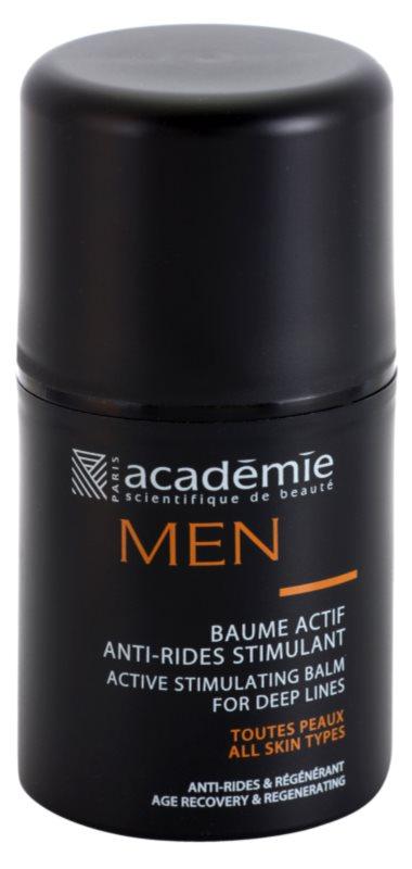 Academie Men aktivni balzam za obraz proti gubam