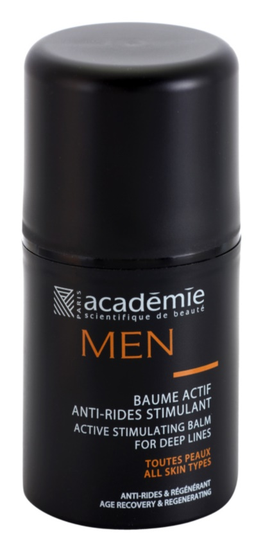 Academie Men Balsam de față activ antirid
