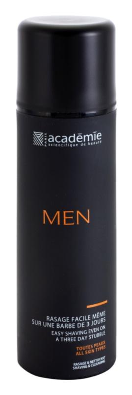 Academie Men pena na holenie