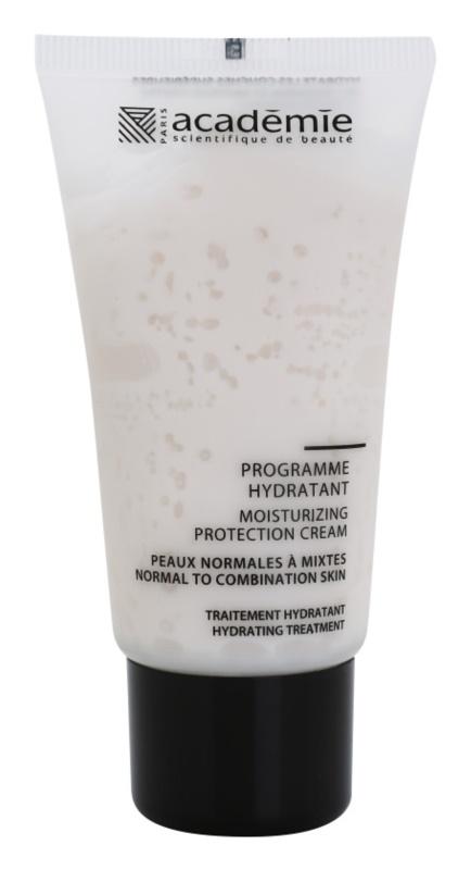 Academie Normal to Combination Skin защитен крем  с хидратиращ ефект