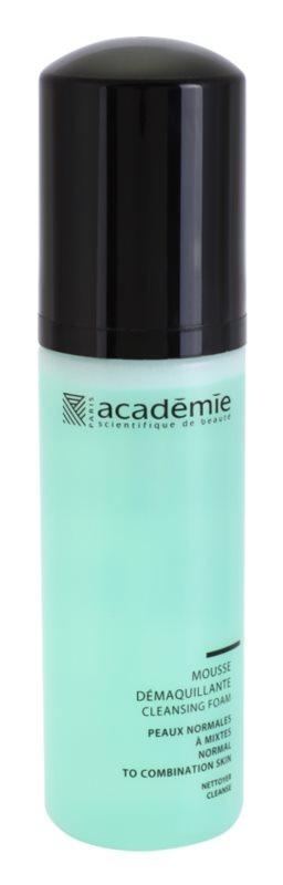 Academie Normal to Combination Skin čistiaca pena  s hydratačným účinkom