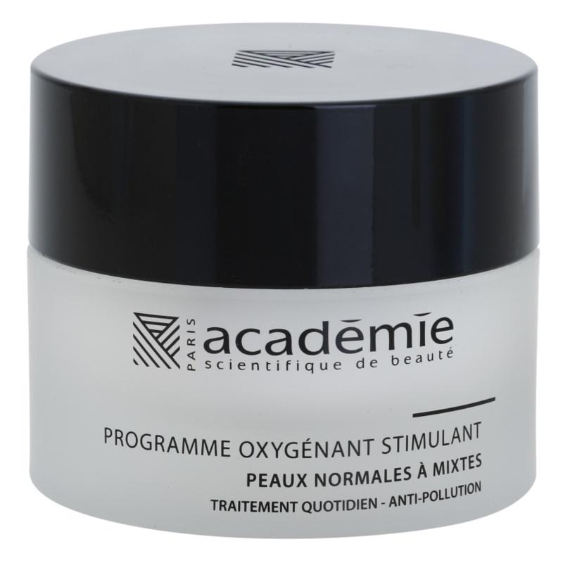 Academie Normal to Combination Skin hydratační a posilující pleťový krém