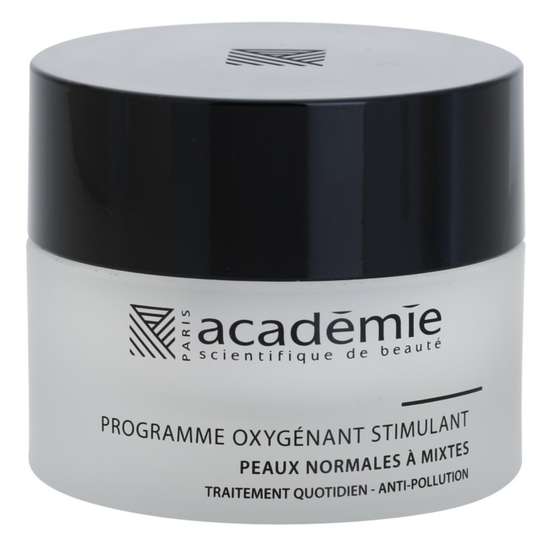 Academie Normal to Combination Skin зволожуючий та зміцнюючий крем для шкіри обличчя