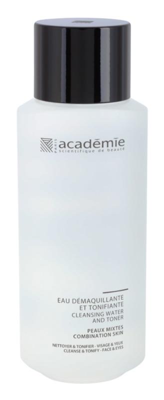 Academie Normal to Combination Skin čisticí tonikum na obličej a oči