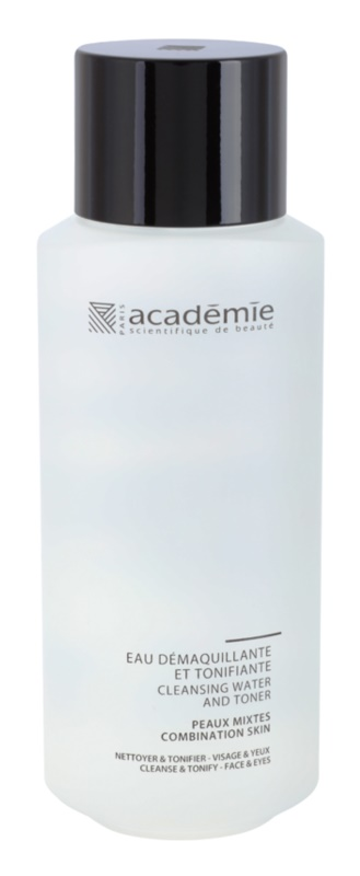 Academie Normal to Combination Skin lozione tonica detergente per viso e occhi