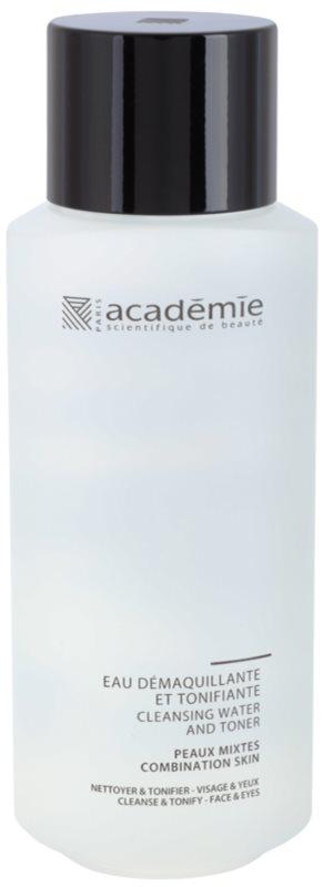 Academie Normal to Combination Skin tonic pentru curatare pe fata si ochi