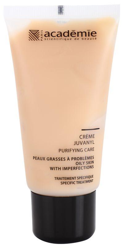 Academie Oily Skin normalizačný a zmatňujúci denný a nočný krém