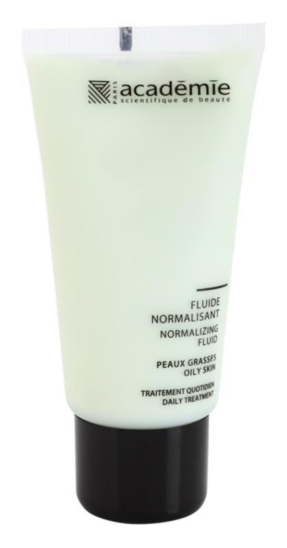 Academie Oily Skin fluid normalizujący do redukcji sebum