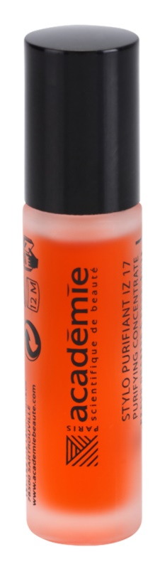 Academie Oily Skin roll-on za problematično kožo, akne