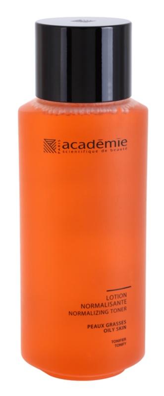 Académie Oily Skin lotion tonique normalisante pour réduire l'excès de sébum