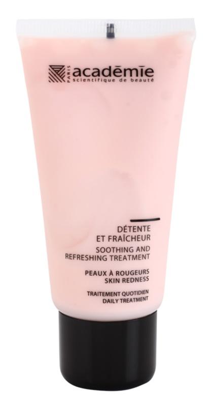 Academie Skin Redness nyugtató és frissítő krém érzékeny és irritált bőrre