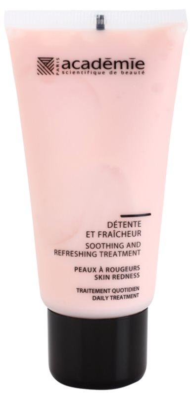 Academie Skin Redness заспокоюючий та освіжаючий крем для чутливої та подразненої шкіри
