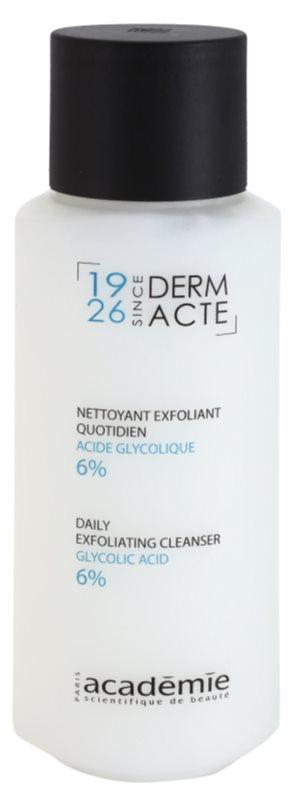 Academie Derm Acte Whitening Enzymatic Scrub with 6% Glycolic Acid