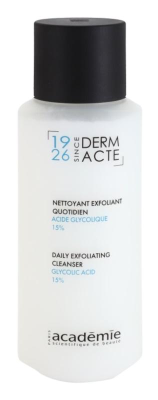 Academie Derm Acte Whitening scrub con enzimi e acido glicolico al 15%