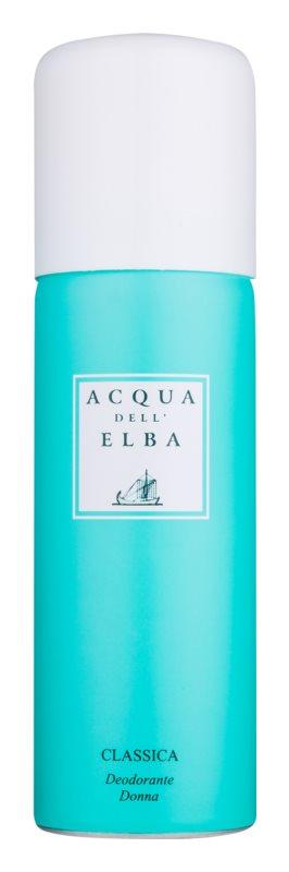 Acqua dell' Elba Classica Women Deo Spray for Women 150 ml