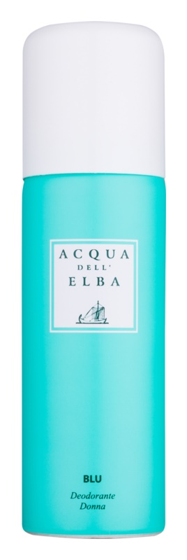 Acqua dell' Elba Blu Women deospray pro ženy 150 ml