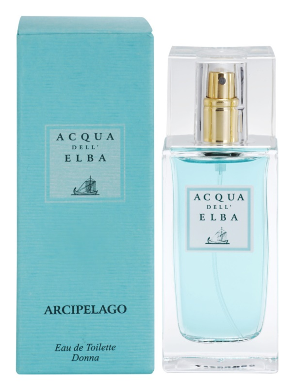 Acqua dell' Elba Arcipelago Women Eau de Toilette Damen 50 ml
