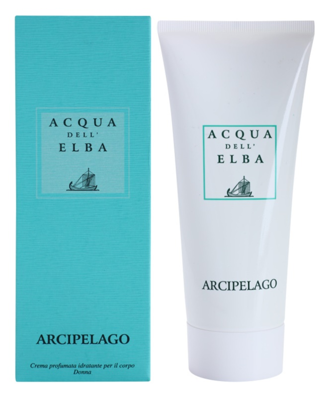 Acqua dell' Elba Arcipelago Women krema za telo za ženske 200 ml
