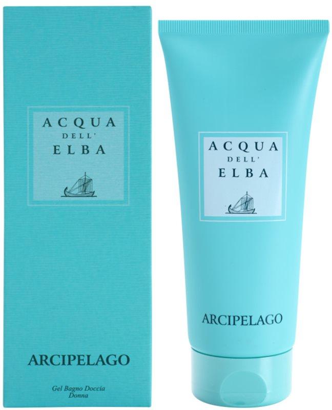 Acqua dell' Elba Arcipelago Women gel za prhanje za ženske 200 ml