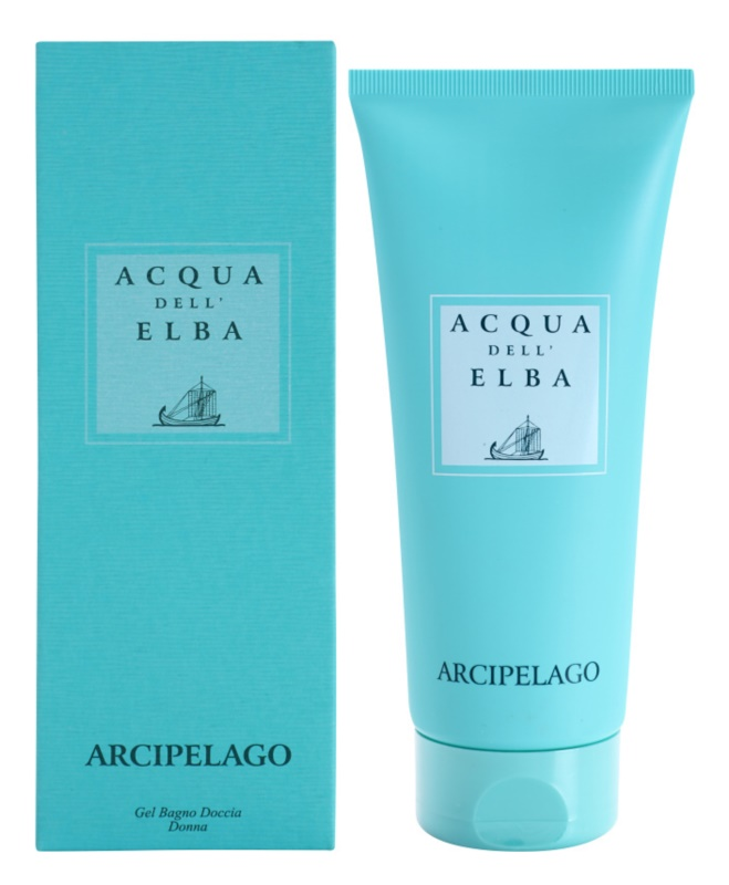 Acqua dell' Elba Arcipelago Women tusfürdő nőknek 200 ml